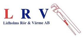 Lidholms Rör och Värme AB logo