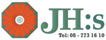 J H:s Trädgårdsservice AB logo