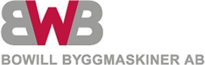 BoWill Byggmaskiner AB logo