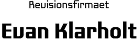 Revisionsfirmaet Evan Klarholt logo