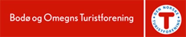 Bodø og Omegns Turistforening (turlag) logo