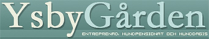 Ysbygårdens Hundpensionat & Dagis logo