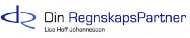 Din Regnskapspartner Lise Hoff Johannessen logo