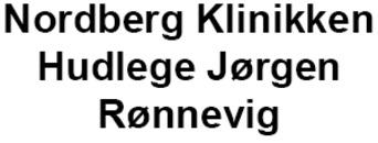 Nordberg Klinikken Hudlege Jørgen Rønnevig logo