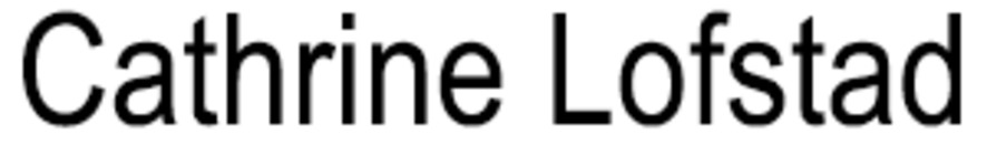 Cathrine Lofstad logo
