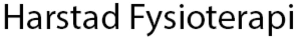 Harstad Fysioterapi logo