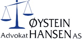 Advokat Øystein Hansen AS logo