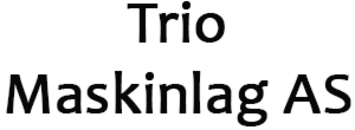 Trio Maskinlag AS logo
