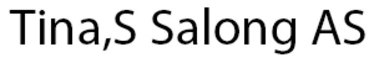Tina,S Salong AS logo