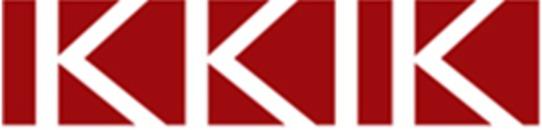 Kollegiernes Kontor I København F.M.B.A. logo