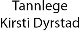 Tannlege Kirsti Dyrstad logo
