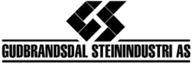 Gudbrandsdal Steinindustri AS logo