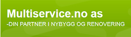 Multiservice.no AS logo