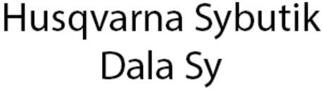 Husqvarna Sybutik Dala Sy logo