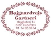 Højgaardvejs Gartneri logo