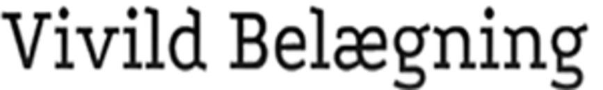 Vivild belægning v. Peter Poulsen logo