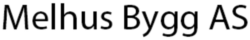 Melhus Bygg AS logo