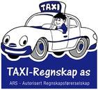 Taxiregnskap AS logo