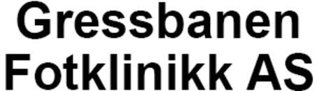 Gressbanen Fotklinikk Anne Berge logo