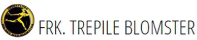 Frk. Trepile Blomster ApS logo