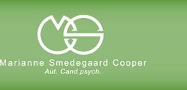 Psykolog Marianne Smedegaard Cooper logo