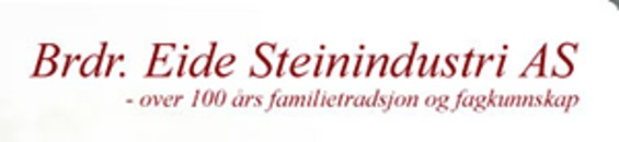 Brdr Eide Steinindustri AS logo