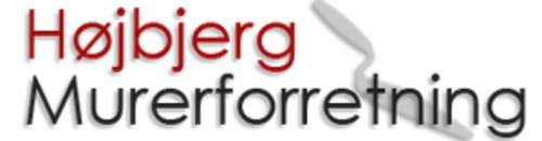 Højbjerg Murerforretning logo