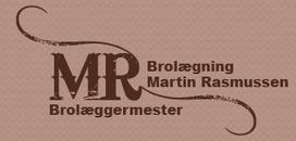 MR Brolægning logo