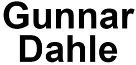 Gunnar Dahle logo