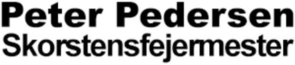 Peter Pedersen Skorstensfejermester logo