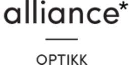 Alliance Optikk Ål, tidligere Ål Optikk logo