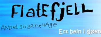Flatefjell Andelsbarnehage logo