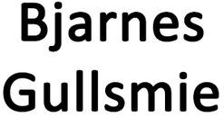 Bjarnes Gullsmie Bjarne Uyttendaele logo
