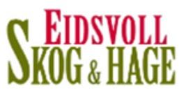 Eidsvoll Skog og Hage Råholt logo