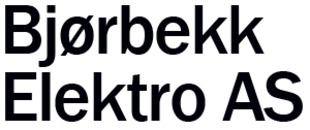 Bjørbekk Elektro AS logo