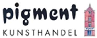 Pigment Kunsthandel AS logo