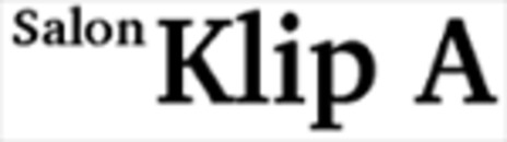 Salon Klip A logo