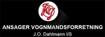 J. O. Dahlmann I/S logo