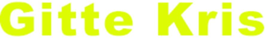 Gitte Kris logo