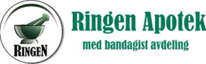 Ringen apotek Rælingen AS logo