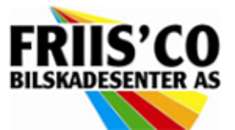 Friisco Bilskadesenter AS logo