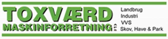 Toxværd Maskinforretning ApS logo