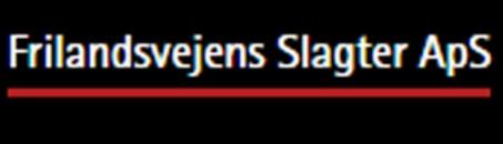 Frilandsvejens Slagter ApS logo