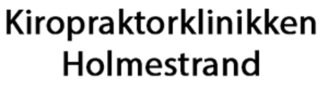 Kiropraktorklinikken Holmestrand logo