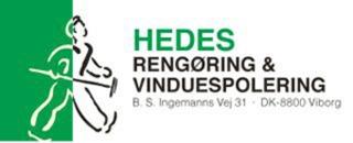 Hedes Vinduespolering logo