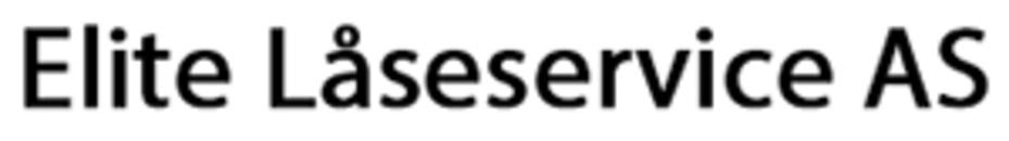 Elite Låsservice AS logo