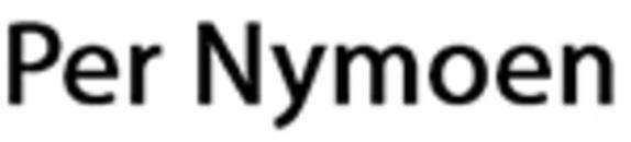 Per Nymoen logo