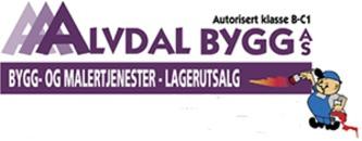Alvdal Bygg AS logo
