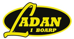 Ladan i Boarp logo