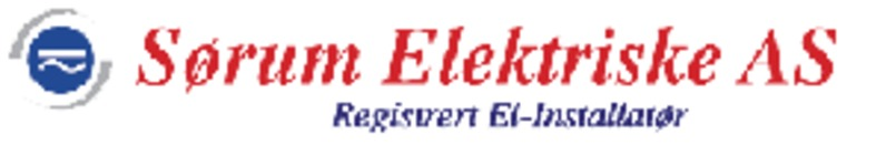Sørum Elektriske AS logo